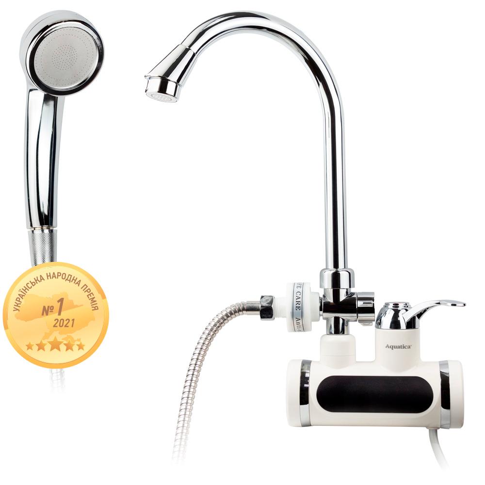какой купить проточный водонагреватель