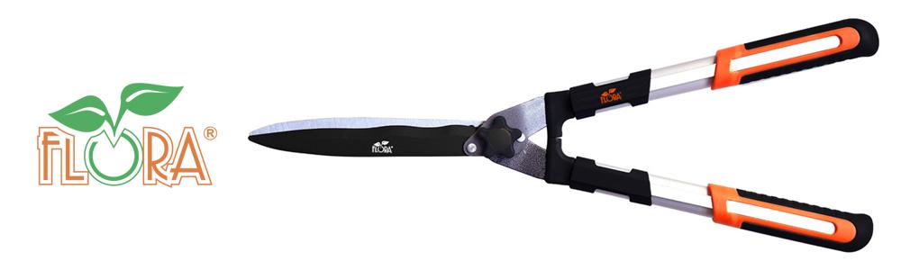 Ножницы для кустов алюминиевые рукоятки 584мм